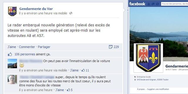 Gendarmerie du Var