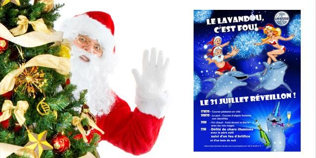 Saint-Sylvestre au Lavandou