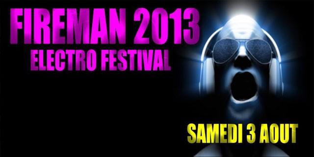 Festival FIREMAN 2013