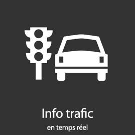 Info trafic en temps réel