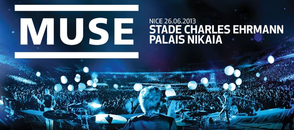 Muse à Nice