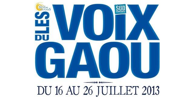 Les Voix du Gaou 2013