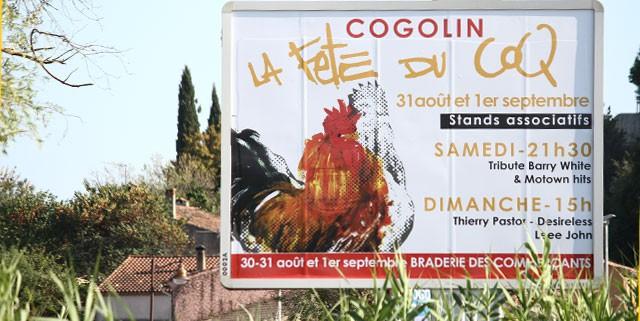 Fête du Coq Cogolin