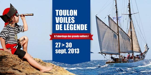 Toulon Voiles de Légende