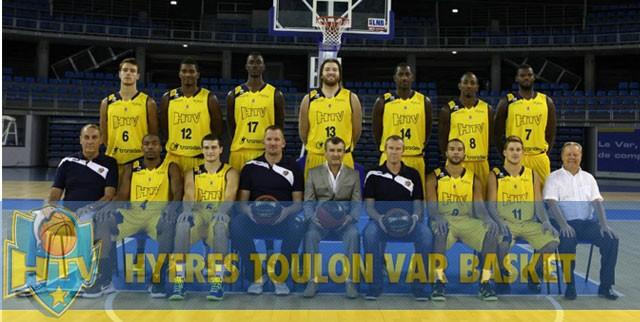 Hyères Toulon Var Basket (HTV)