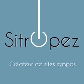 Sitropez, créateur de sites sympas