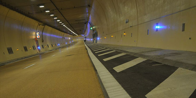 Tunnel de Toulon