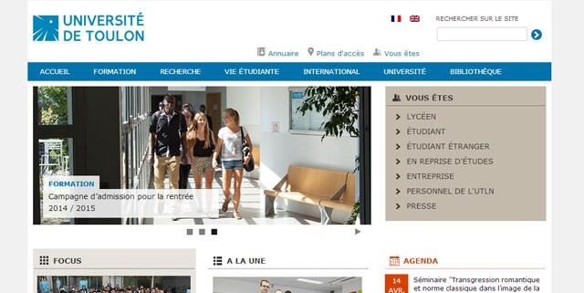 Université de Toulon - La Garde