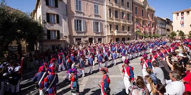 Bravades de Saint-Tropez 2014
