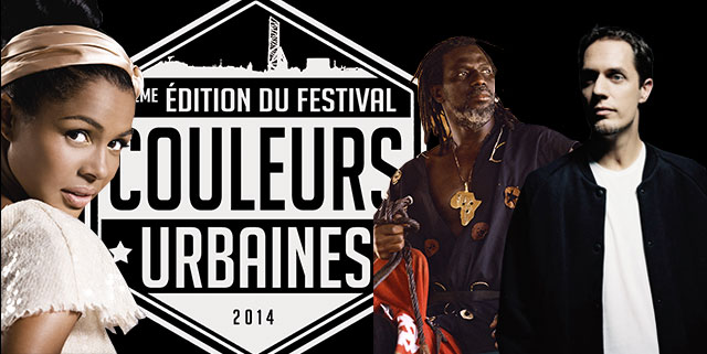 Festival Couleurs Urbaines 2014