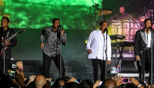 The Jacksons - Festival'Hyères 2014