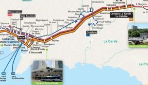Nouvelle ligne U express réseau Mistral