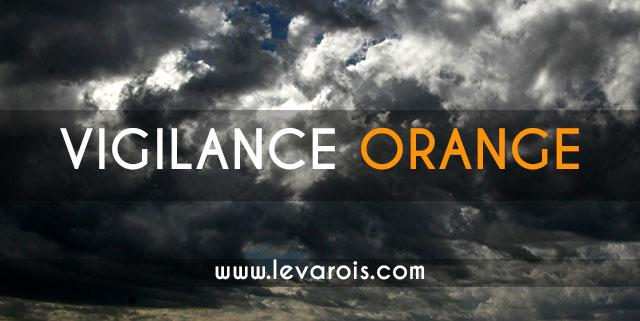 Alerte Orange Var météo