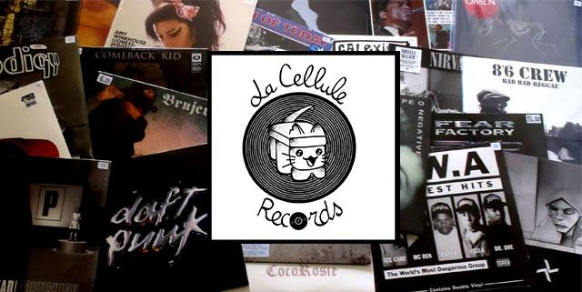 Cellule Records Toulon