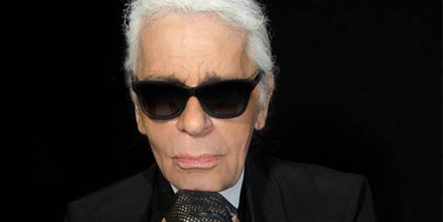 karl lagerfeld directeur artistique de la 30 me du festival international de mode et de. Black Bedroom Furniture Sets. Home Design Ideas