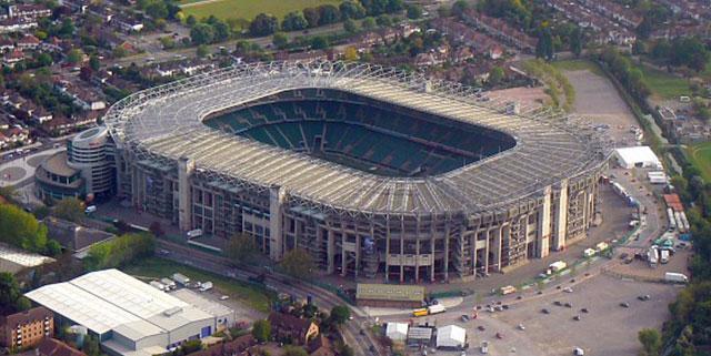 Stade Twickenham finale Champions Cup 2 mai 2015
