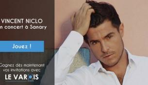 Vincent Niclo à Sanary - Concours