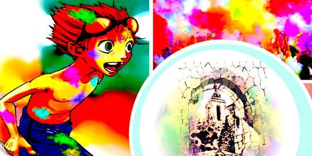Flay'Color course colorée de Flayosc
