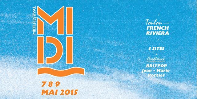Midi-Festival 2015 Toulon