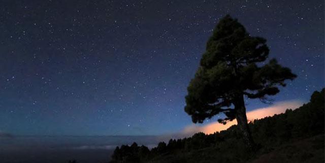 Nuit des étoiles dans le Var