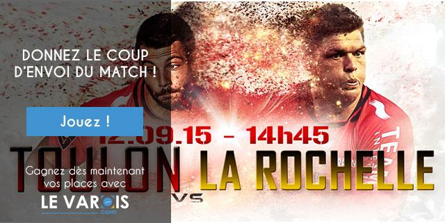 RCT - La-Rochelle jeu concours