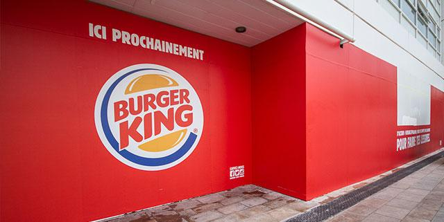 Burger King Toulon - Droits : LeVarois