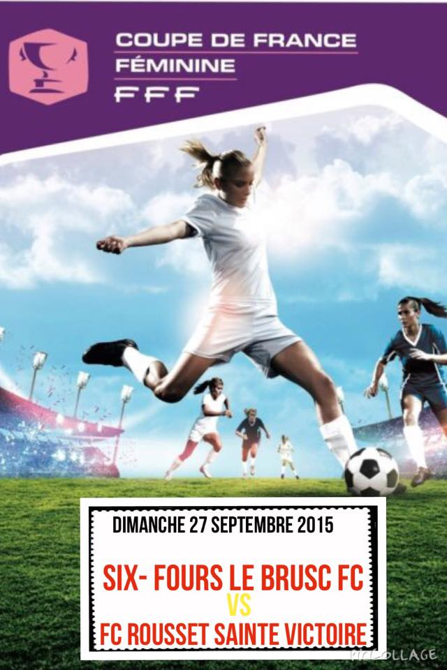 La coupe de france de footbal f minin se joue demain six fours - Coupe de france feminines ...