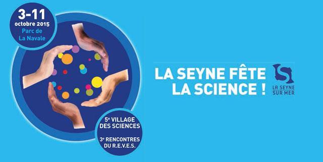 Fête de la Science La Seyne-sur-Mer