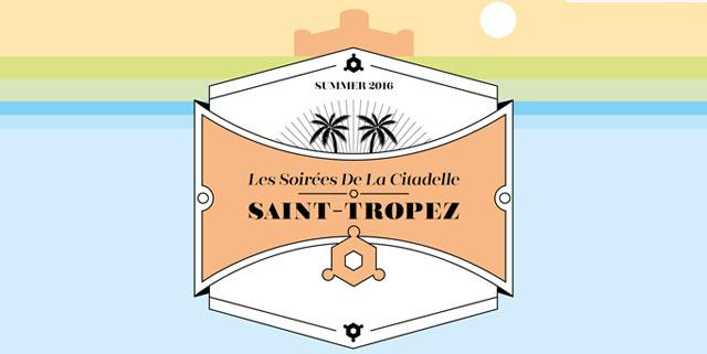Soirées de la Citadelle Saint-Tropez 2016