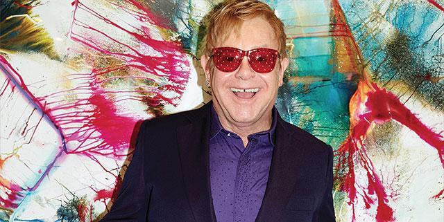 Elton John en concert au Zénith Oméga de Toulon