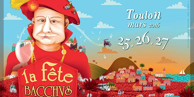 Bacchus Toulon 2016