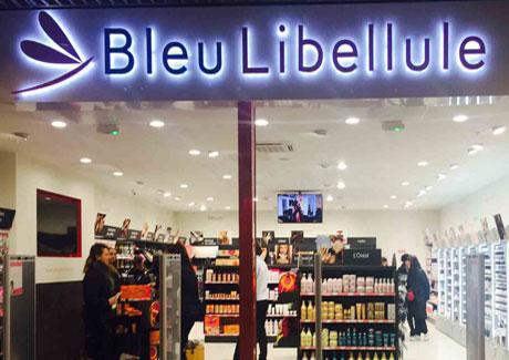 Bleu-Libellule