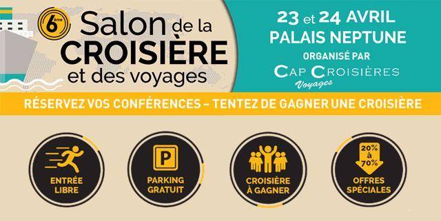 Salon de la Croisière et des Voyages Toulon