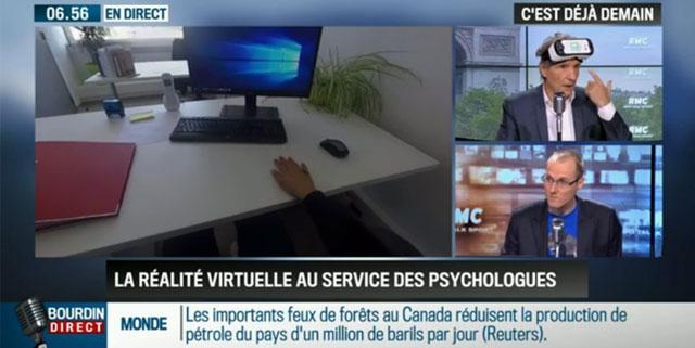 C2Care sur BFM TV