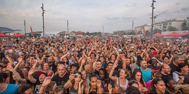 Festival Couleurs Urbaines 2016