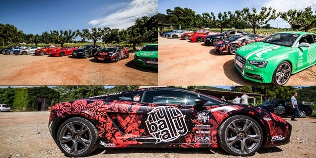 Runball Rally 2016 Saint-Tropez