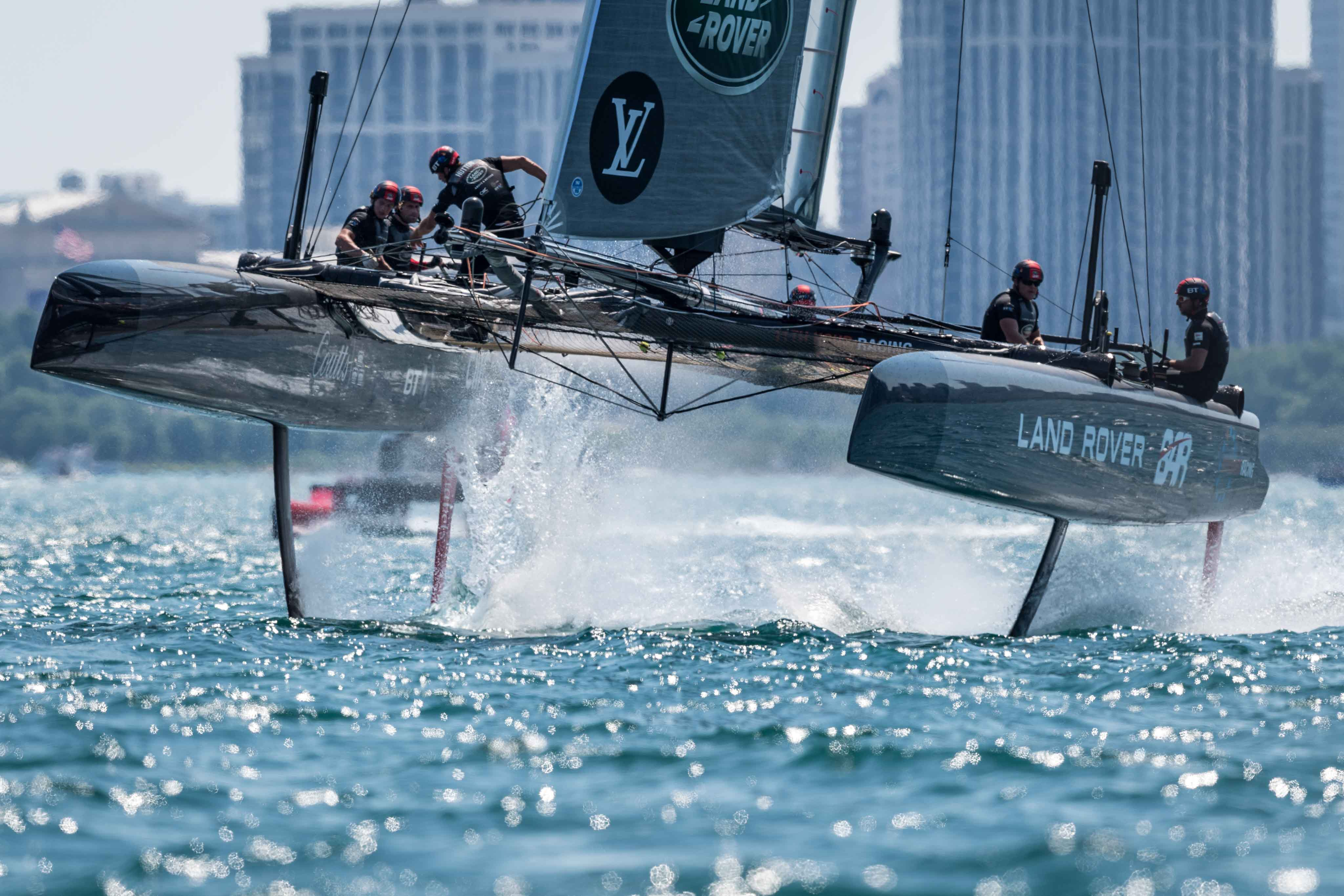 America's Cup Toulon 2016