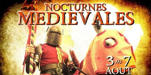 Nocturnes Médiévales La Garde 2016