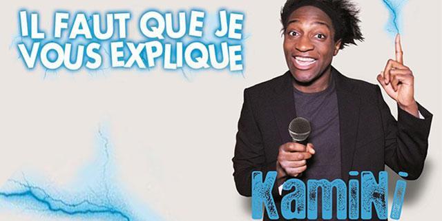 Kamini spectacle à Toulon