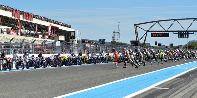 Bol d'Or Circuit Castellet Paul Ricard 2016