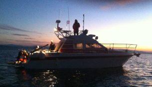 Disparus en mer Hyères