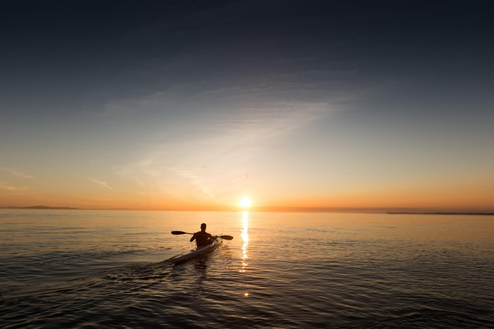 Initiation pirogue et canoë kayak Toulon America's Cup