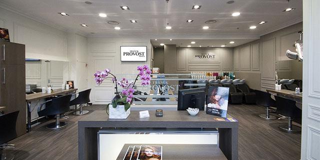 Salon de coiffure Franck Provost l'Avenue 83