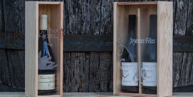 Coffret de vin rouge PersoWine