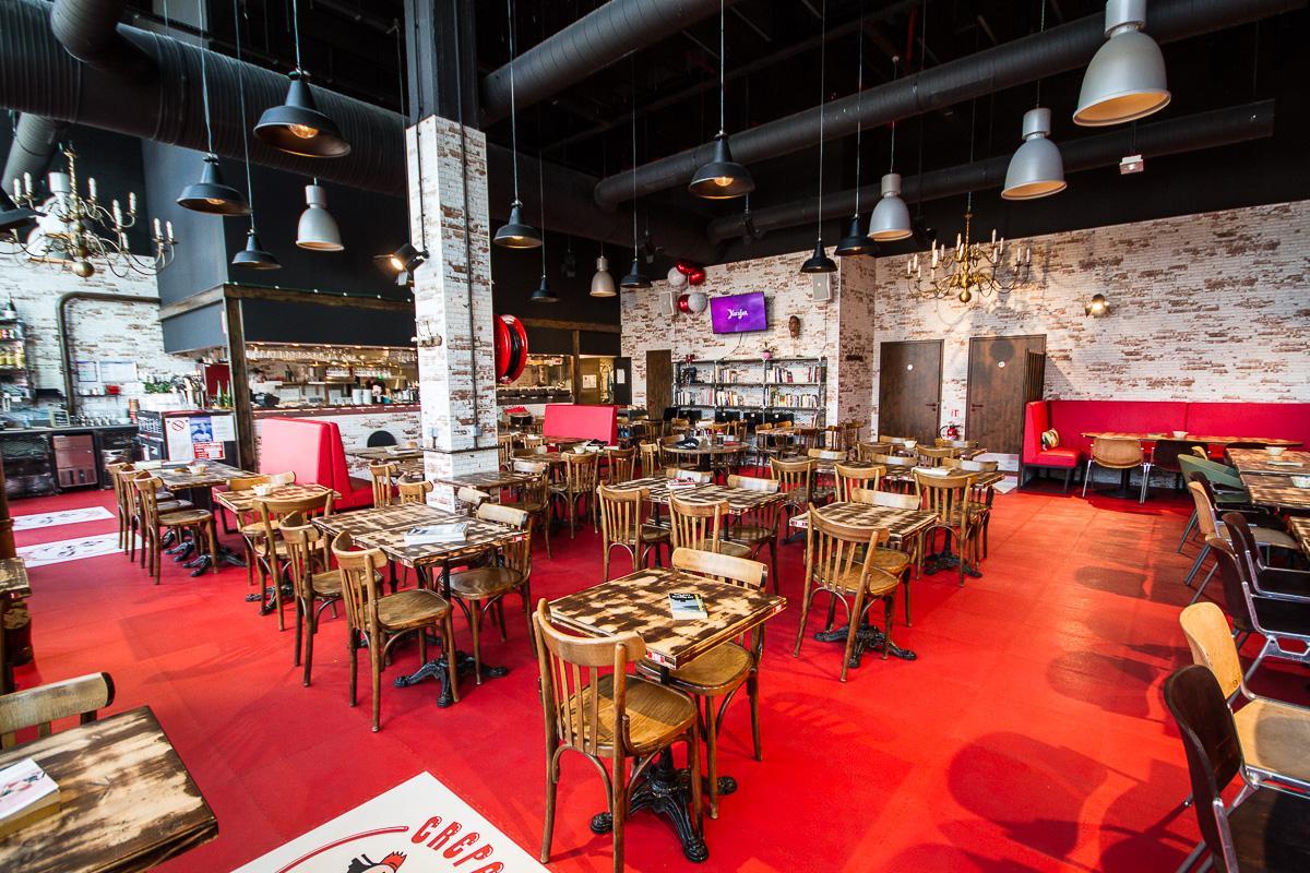 Restaurant Crêpes du Monde L'Avenue 83