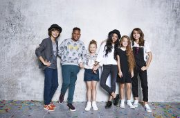 Kids United concert Toulon Zénith