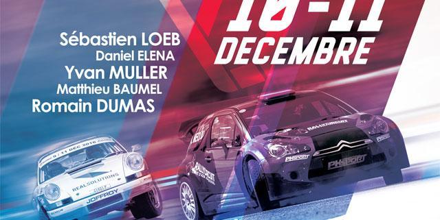 Rallycircuit 2016 Circuit du Castellet Paul Ricard
