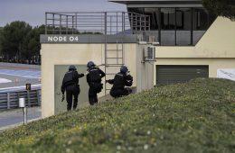 Gendarmerie entrainement Circuit du Castellet Paul Ricard