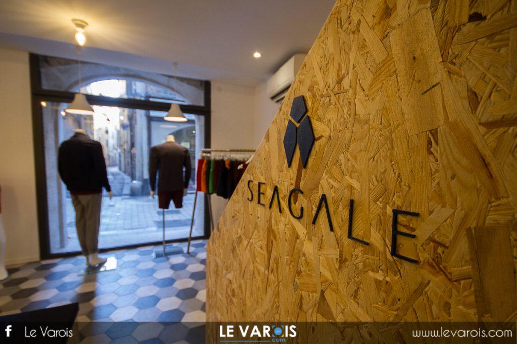 Boutique Seagale Toulon adresse