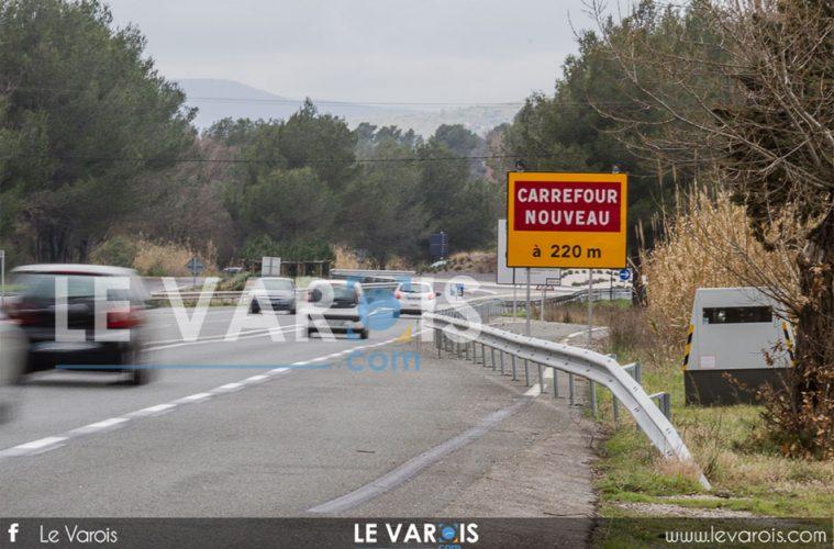 Radar autonome chantier La Londe-les-Maures